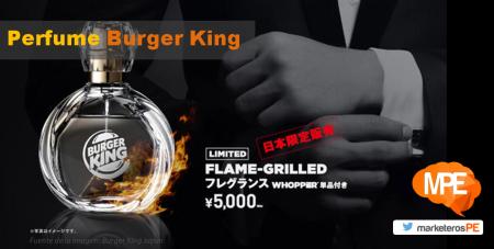 #MarketerosPE - Carlos Mellado G - cmelladog - Marketing Perú - Burger King