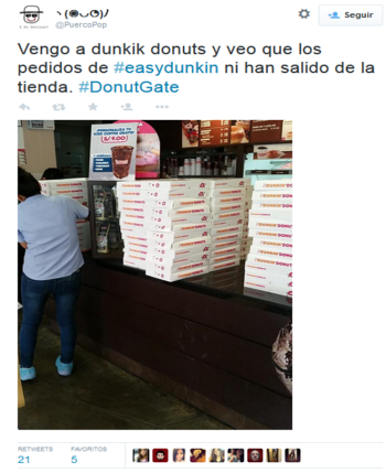 EasyDunkin - Tienda Dunkin