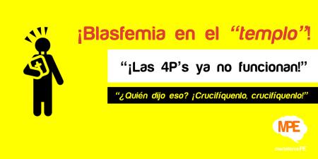 4Ps, MarketerosPE , Carlos Mellado G, cmelladog