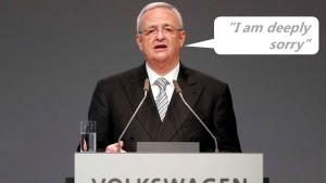Martin Winterkorn - CEO Volkswagen