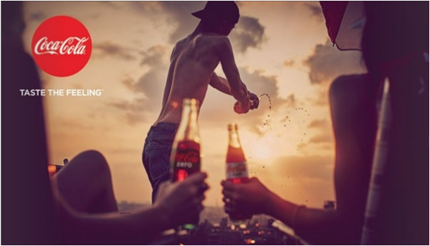 Coca Cola-Taste the feeling 1.1