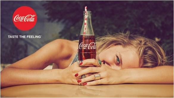 Coca Cola-Taste the feeling 2.1