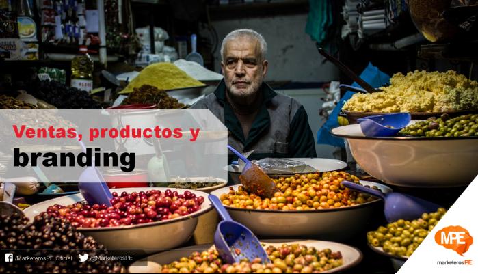 Ventas, productos y Branding-MarketerosPE-Carlos Mellado G