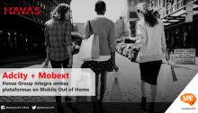 Havas Group integra Adcity y Mobext
