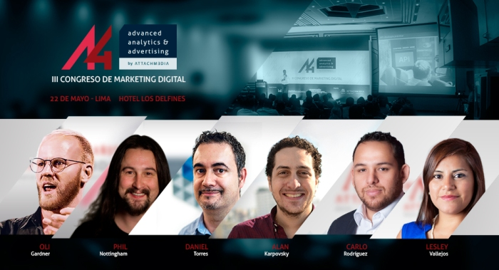 III Congreso en Marketing Digital A4