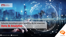 Data analytics para la gestión de marketing