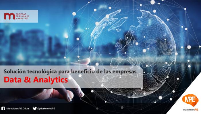 Data analytics para la gestión de marketing