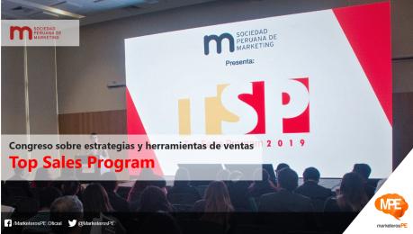 Top Sales Program - Sociedad Peruana de Marketing