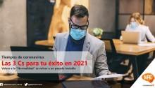 3cs para el exito 2021